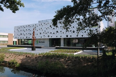 Den Braven Center of Excellence - Oosterhout, Netherlands (PRNewsFoto/Arkema)