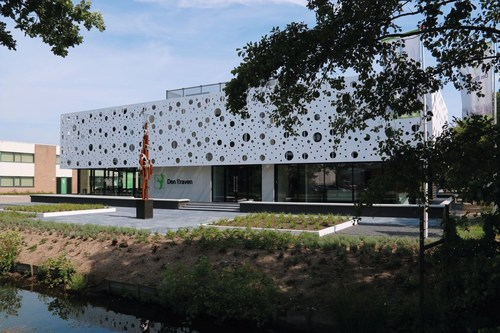 Den Braven Center of Excellence - Oosterhout, Netherlands (PRNewsFoto/Arkema)