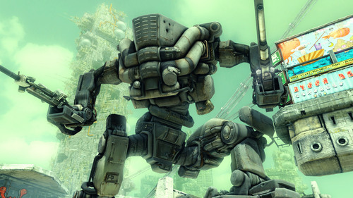 From June 5th thru June 7th, a select group of E3 attendees will get to participate in a special sneak peek of the HAWKEN game for PCs out 12. 12. 12.  (PRNewsFoto/Continuum Entertainment Group)