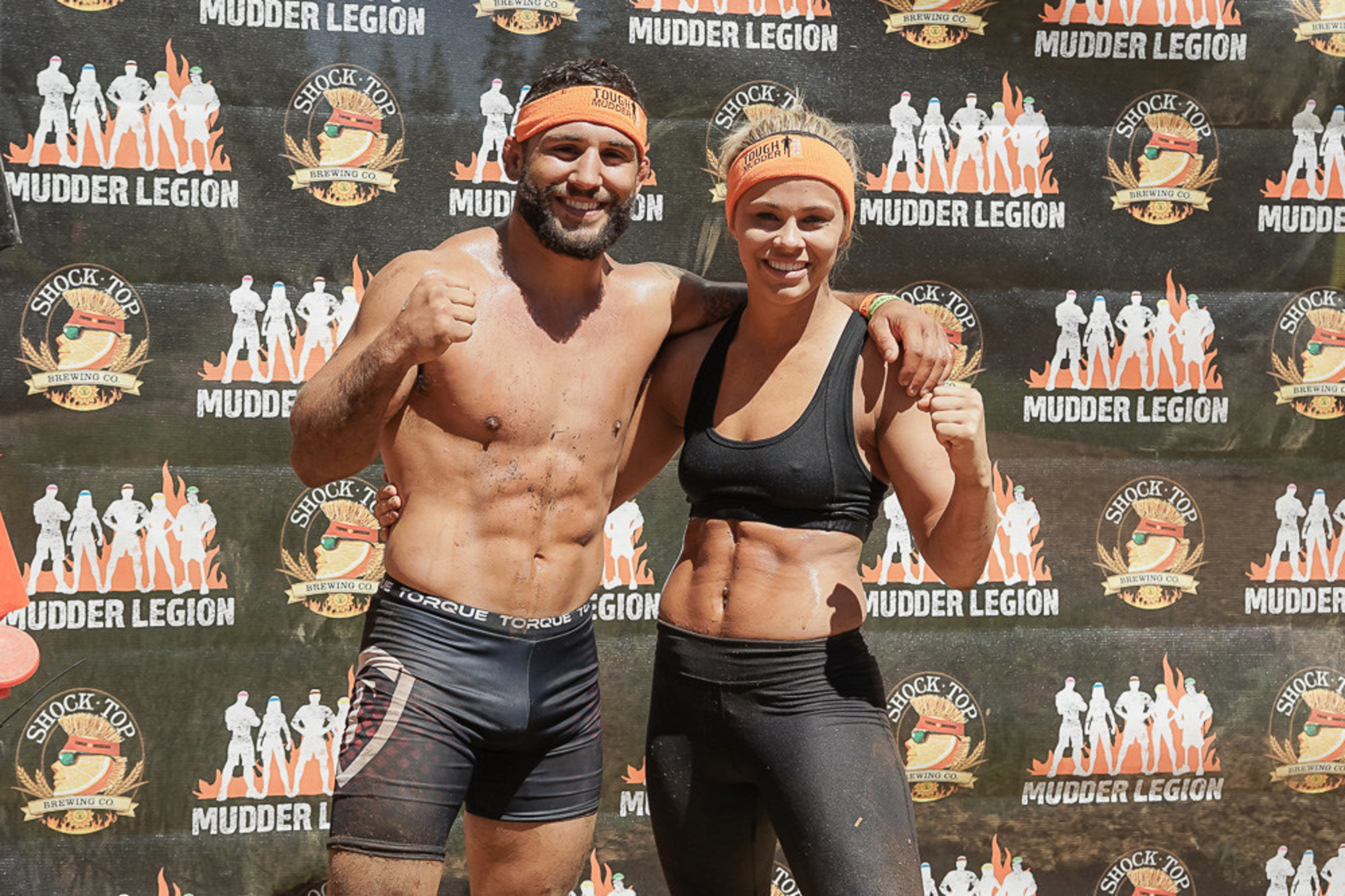 UFC® Fighters Chad 'Money' Mendes and Paige '12 Gauge' VanZant Tackle Tough Mudder™ Tahoe in Video
