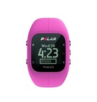 The New Polar A300 combines activity tracking and heart rate based fitness training into one stylish watch