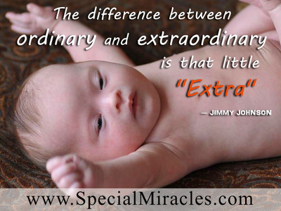 Special Miracles - image.  (PRNewsFoto/Special Miracles)