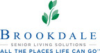 Brookdale Senior Living Solutions | All The Places Life Can Go!(TM) www.brookdale.com. (PRNewsFoto/Brookdale Senior Living, Inc.)