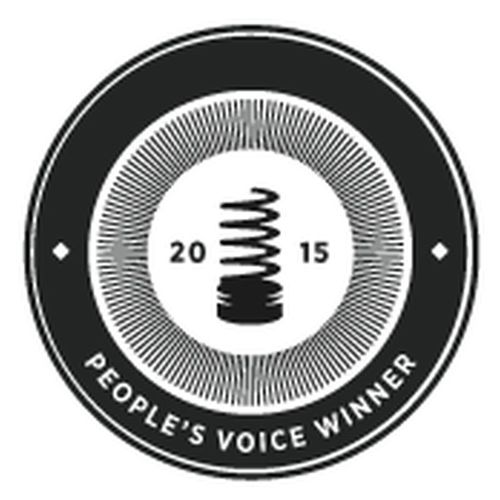 People's Voice Winner (PRNewsFoto/Fountain Digital Labs)