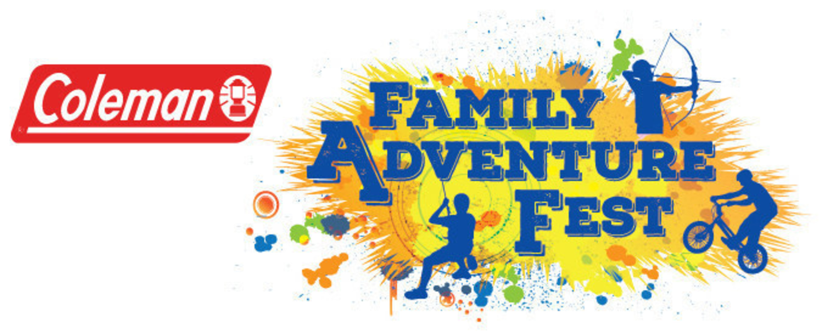 The Coleman Family AdventureFest is coming to Dallas/Fort Worth August 21-23. www.FamilyAdventureFest.com