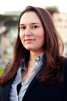 Founder & CEO of www.realtymogul.com, Jilliene Helman. (PRNewsFoto/Realty Mogul)
