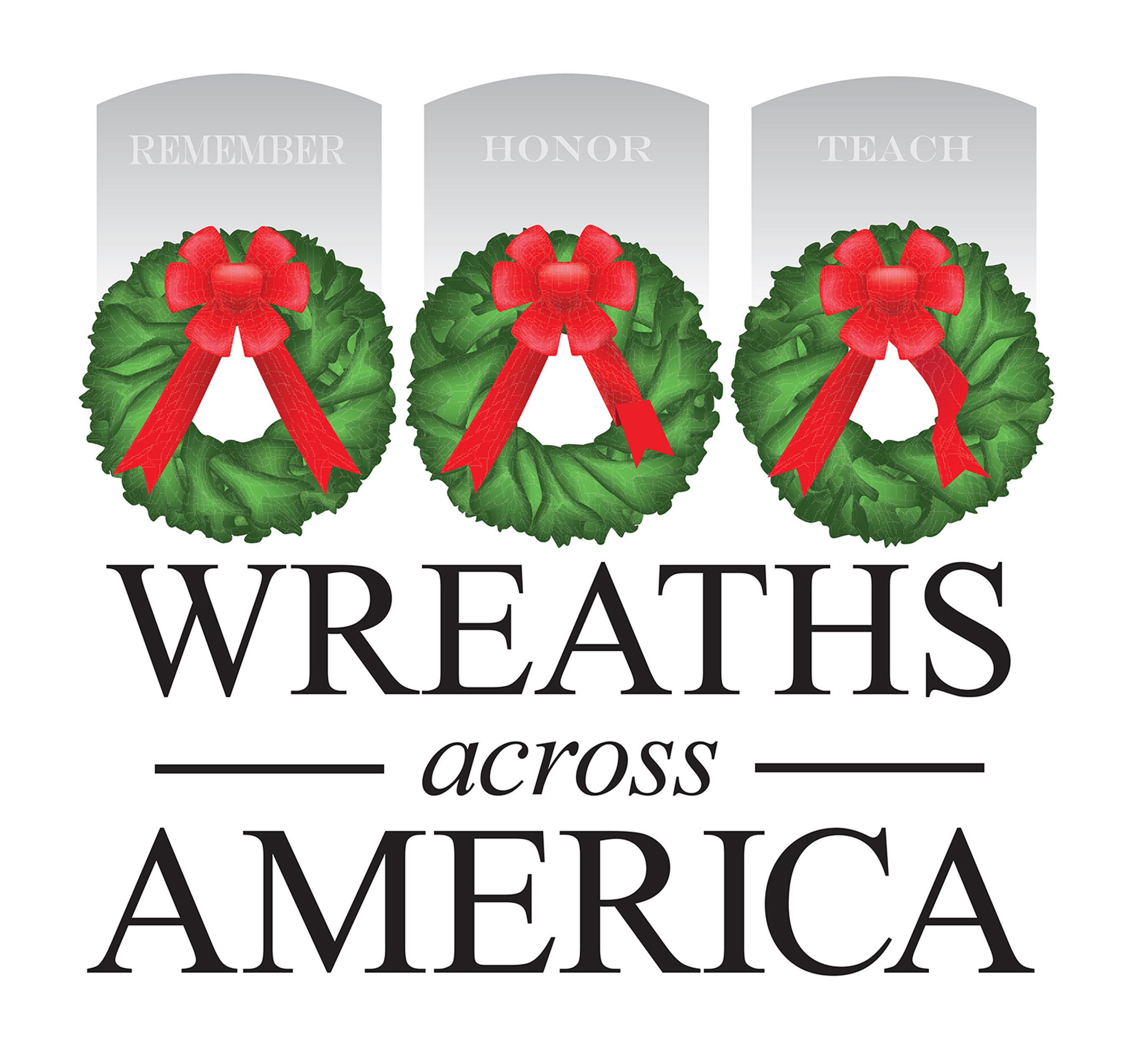 www.wreathsacrossamerica.org . (PRNewsFoto/Wreaths Across America) (PRNewsFoto/Wreaths Across America)