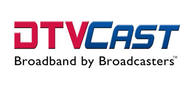 DTVCast Logo.  (PRNewsFoto/DTVCast)
