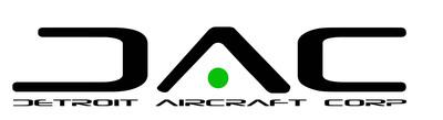 Detroit Aircraft Corp. logo.  (PRNewsFoto/Detroit Aircraft Corp.)