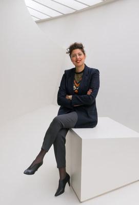 Sara Raza. Photo: David Heald (C) Solomon R. Guggenheim Foundation, New York (PRNewsFoto/Solomon R. Guggenheim Foundation)