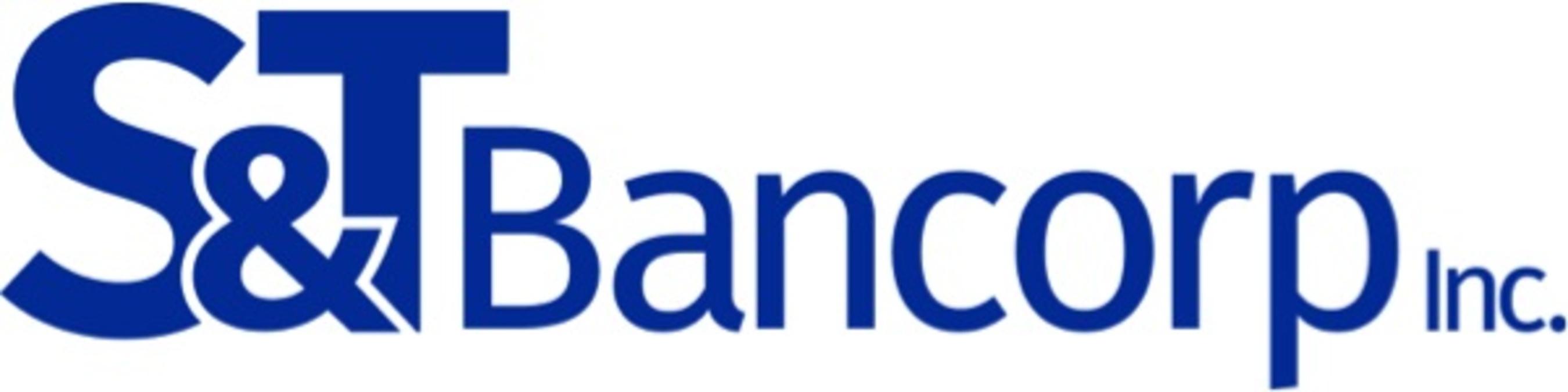 S&T Bancorp, Inc. Logo.