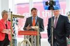 Derbyshire fashion house David Nieper has been a key battleground for EU debate (PRNewsFoto/David Nieper)