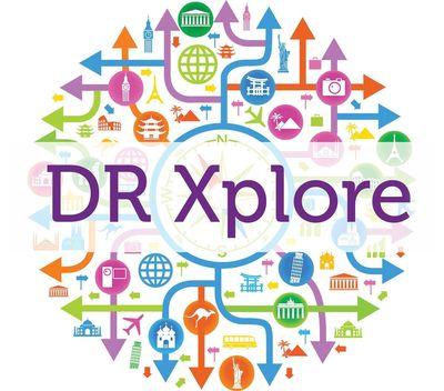 DR Xplore Logo