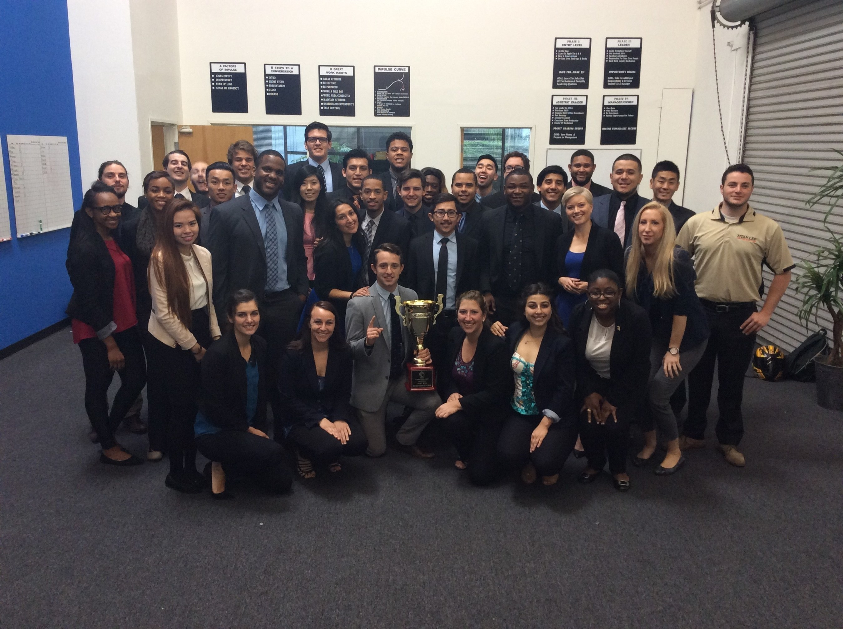 The So Cal Group Earns Campaign Cup Honors for Sales Achievements