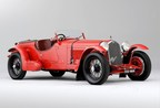 Alfa Romeo and Packard are featured marques for 2015 along with Classic Pickup Trucks. Featured motorcycle classes are BMW, Police Motorcycles and Land Speed Record Holders.