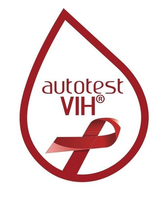 autotest VIH logo(PRNewsFoto/AAZ) (PRNewsFoto/AAZ)