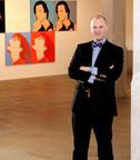 Eric Shiner, Director, The Andy Warhol Museum.  (PRNewsFoto/XOJET)