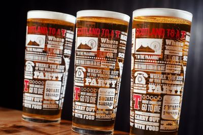 Tennent's Captures 'Scotland to a T' with Launch of Iconic New Pint Glass