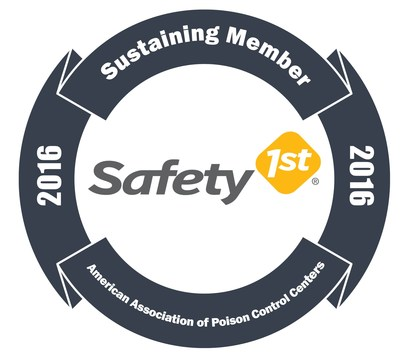 Safety 1st Partners with The American Association of Poison Control Centers for Poison Prevention Week.