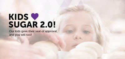 Sugar 2.0 was inspired by one dad's quest to find a healthier sugar replacement for his kids.