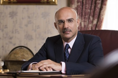 Mohammed Al Ardhi, Executive Chairman of Investcorp