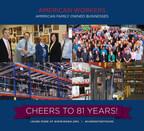 December 5, 2014 marks the 81st anniversary of the 21st Amendment, ending Prohibition (PRNewsFoto/Wine&SpiritsWholesalersofAmerica)