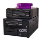 Cache-A Pro-Cache6 with second drive for Simul-Copy.  (PRNewsFoto/Cache-A Corporation)