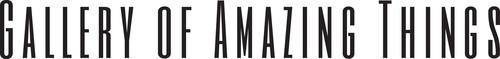 Gallery of Amazing Things logo.  (PRNewsFoto/Gallery of Amazing Things)