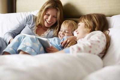 Die Kinder bestimmen oft bei Reiseziel und Unterkunft mit. (PRNewsFoto/Premier Inn)