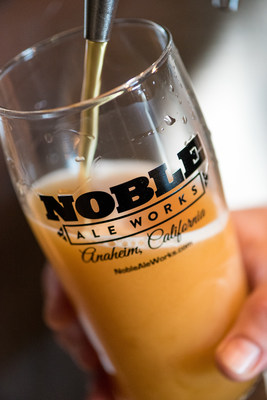 "Noble Ale Works' 2016 World Beer Cup winner for American-style IPA ""I Love It!"""