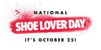 DSW's National Shoe Lover Day is Oct. 25