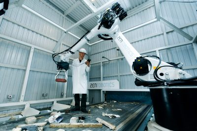 ZenRobotics to Raise €13 Million for Growth, Global Presence, World Domination