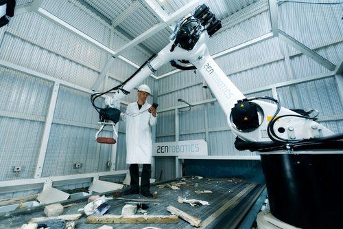 ZenRobotics s'apprête à lever 13 millions d'euros à des fins de croissance, de présence