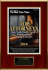 Attorney Ian S. Mednick Selected for List of Top Rated Lawyers in NY.