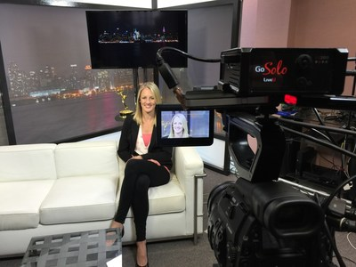 LiveU Solo offers the best-in-class 'plug and play' live streaming bonding solution, bringing LiveU's broadcasting expertise to the online media market.
