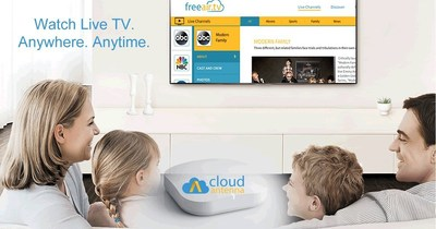 Meet CloudAntenna: Watch and Record Live TV Channels Anywhere, Anytime