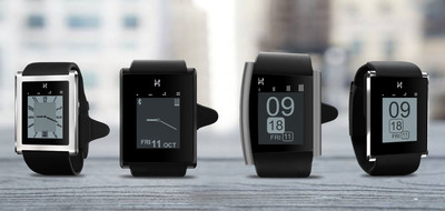 The most innovative Smart Watch is now available on Windows Phone.  (PRNewsFoto/PH Technical Labs)