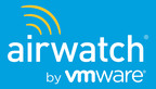 AirWatch by VMware logo.