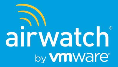 AirWatch by VMware logo. (PRNewsFoto/AirWatch)