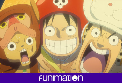 """One Piece Film: Gold"" still image. Courtesy Funimation Films"