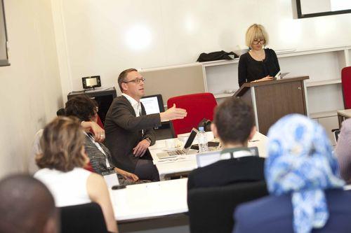Hamad bin Khalifa University Hosts Harvard Law School's IGLP Workshop for the Second Consecutive Year (PRNewsFoto/Hamad bin Khalifa University)