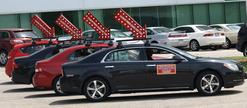 LoJack Launches 'Arrow Car' Consumer Promotion To Highlight Effectiveness Of Finding Stolen Vehicle