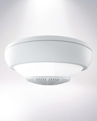 The new Amerlux Chaperone LED Indirect Luminaire provides a new sense of security in the garage