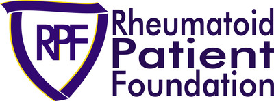 RPF is a 501c(3) non-profit organization dedicated to improving the lives of people with rheumatoid diseases such as rheumatoid arthritis and juvenile arthritis. RPF was founded in 2011 to address significant lack of disease education, comparatively low levels of research funding, and difficulty obtaining adequate treatment. RPF is committed to creating pathways to better clinical care and disease outcomes through education, awareness, and participation in patient-centered research. Rheumatoid arthritis is a progressive inflammatory disease causing damage to joint and organ tissues, resulting in severe pain, frequent disability, and increased mortality. For more information, visit https://rheum4us.org. (PRNewsFoto/Rheumatoid Patient Foundation) (PRNewsFoto/RHEUMATOID PATIENT FOUNDATION)