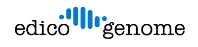 Edico Genome's logo.