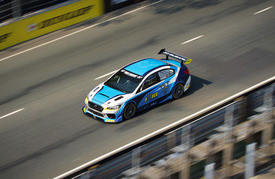 Subaru releases full lap video for the 2016 Subaru WRX STI Time Attack car at Isle of Man TT