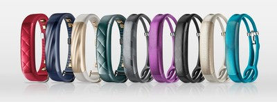 Jawbone expands its portfolio of activity trackers with bold new designs and features