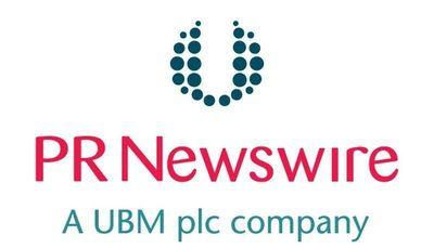 PR NEWSWIRE logo (PRNewsFoto/PR NEWSWIRE EUROPE)