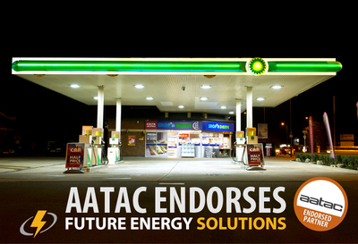 Future Energy Solutions and AATAC announce a partnership to reach over 80,000 retail outlets in the United States (PRNewsFoto/Future Energy Solutions)