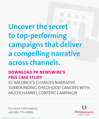 Learn how St. Baldrick's increased awareness with multichannel campaign, in PR Newswire's  latest case study